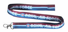Royal Air Force Regiment RAF Regt TRF Colours Lanyard
